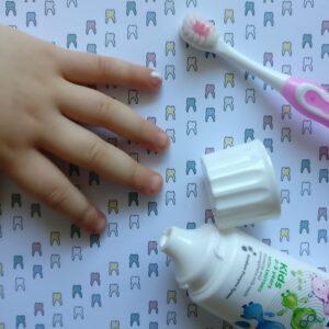 Tandpasta mængde